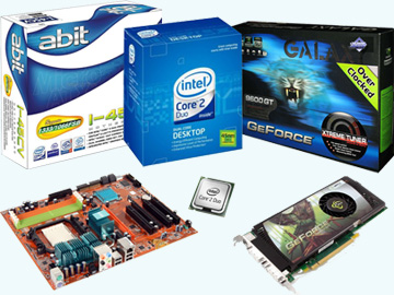 Upgrade kit pc